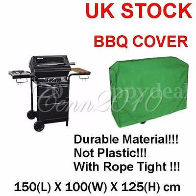 Extra Large BBQ Cover Outdoor Waterproof Barbecue Grill Rain Dust Grill Garden
