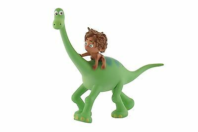 The Good Dinosaur Arlo with Spot Figurine - Disney Bullyland Figure Cake Topper
