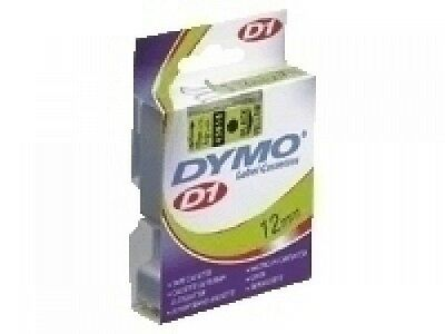 DYMO D1 Standard 12mm x 7m NUOVO