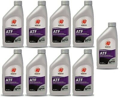 9 Quarts Pack Automatic Transmission oil Fluid kit ATF TYPE-H for Acura Honda