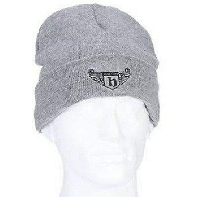 Official HATTON BOXING Grey KNITTED BEANIE Hat Cap