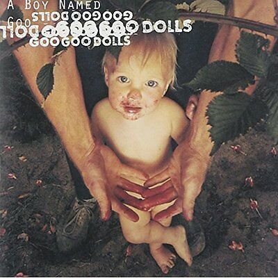 A Boy Named Goo By Goo Goo Dolls On Audio CD Album 1995 Very Good