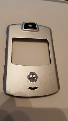 New Genuine OEM Original Motorola RAZR V3a V3c V3m  FRONT FLIP HOUSING FRAME
