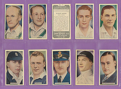 Ardath Tobacco Co. Ltd.  -  Set  Of  50  Cards  -  Sports  Champions  -  1935