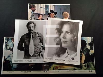 8 1973 The Laughing Policeman Bruce Dern Vintage Movie Still Photo Lot A185