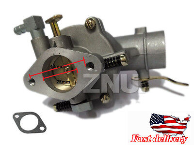 2017 New Carburetor for BRIGGS&STRATTON 390323/394228 7HP 8HP 9HP Engine Carb CE