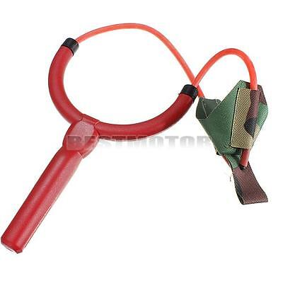 Adjustable Pult RED Distance Match Coarse Fishing Catapult Fishing bait tool