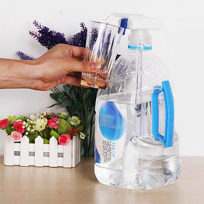 Kid Magic Electric Automatic Tap Water Juice Drink Beverage Dispenser Spillproof