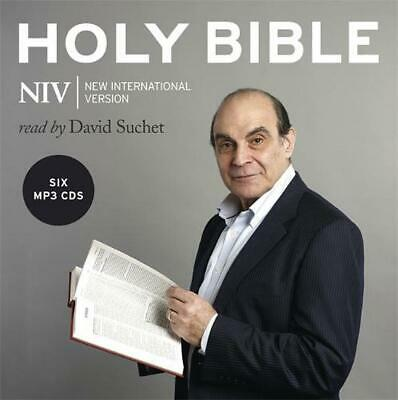 Complete Niv Audio Bible: Read by David Suchet (MP3 CD) by New International Ver