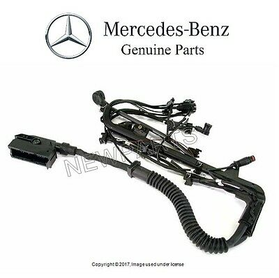 new mercedes w140 400sel engine wiring harness for fuel injection rh picclick com Wiring Harness Diagram Wiring Harness Diagram