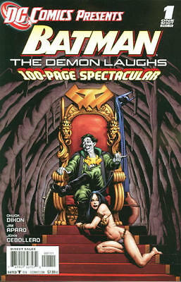 DC Comics Presents Batman 100 Page Spectacular #1 The Demon Laughs