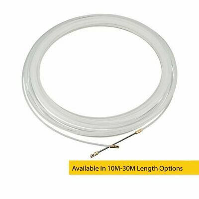 20M 30M NYLON Draw Wire Electricians Fish Tape Pull Cable Thread ...
