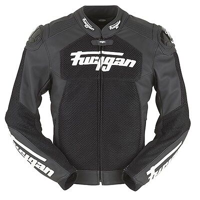 Furygan Speed Mesh 3D Sports Leather Vented Motorcycle Jacket | All Sizes