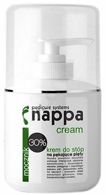 Silcare Nappa Pedicure Systems Regenerating Foot Cream with 30% Urea 250ml
