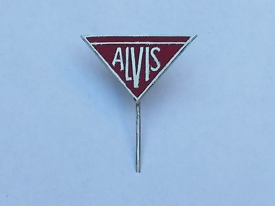 Anstecknadel Alvis Silver Eagle Automobile Silver Crest Speed 12/50 12/60 12/70