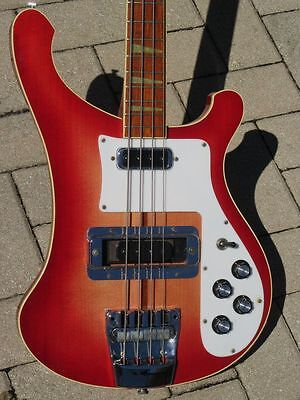 1975 Rickenbacker 4001 Bass clean 42-Year-Old All Original Example.
