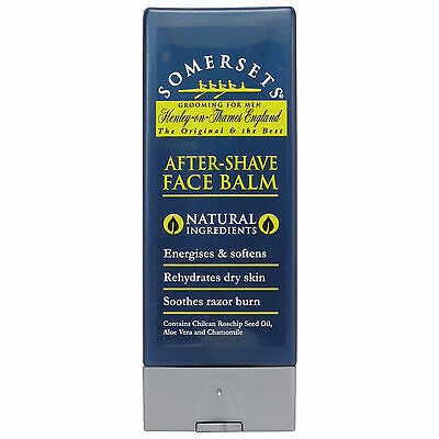 Somersets After-Shave Face Balm For Men 100ml