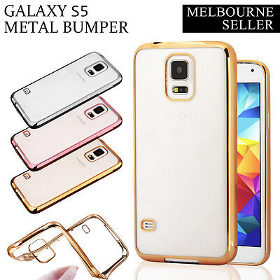 Galaxy S8 / S8 Plus / S5 Ultra Slim Clear Soft Gel Case Cover for Samsung Galaxy