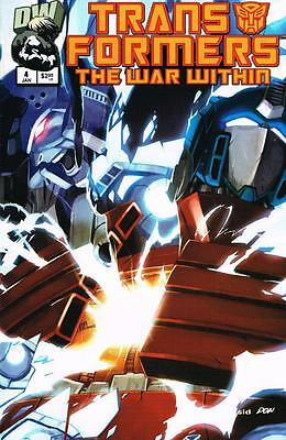 Transformers The War Within - Issue # 4 - Dreamwave - 2003 - NM (1456)