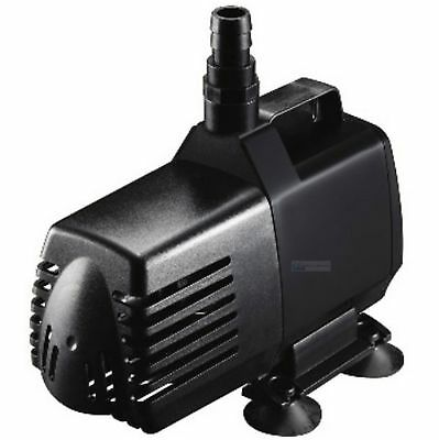 4,500L/H In-Line Aquarium Fountain Submersible Aquatic Pond Pump