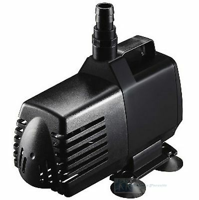 Water Pump 4500L/h for Aquarium Fish Tank Powerhead Water Feature Pond Pump