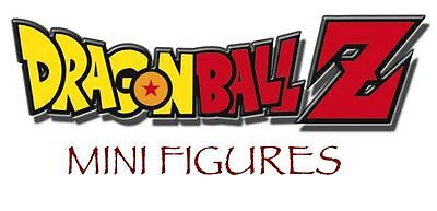 Dragon Ball Z Gashapon Mini Figure, Bandai 1989, Assorted to choose from, part 2