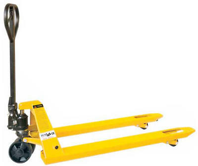 4400-Pound Industrial Pallet Jack (2.2 Tons), 27 x 48 inch