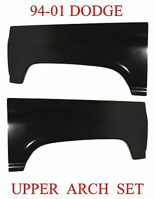 Truck 05 11 Dodge Dakota RIGHT Upper Arch Rust Repair Panel 1587-148