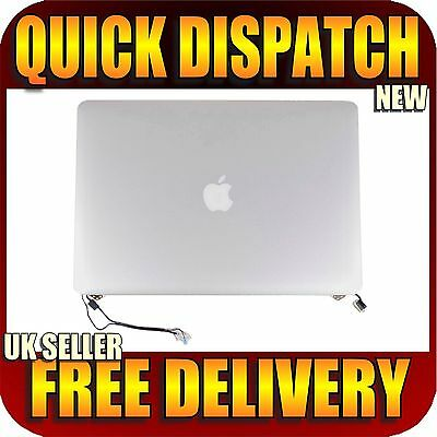 Apple Macbook Pro A1398 2012 LCD Screen Display Assembly 661-6529 661-7171 READ