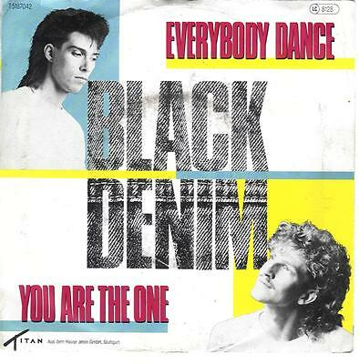 Black Denim // Everybody Dance / You Are The One
