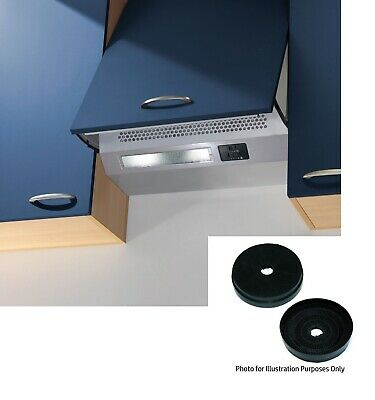 Cookology Integrated Cooker hood | 60cm Built-in Kitchen Extractor Fan & Filters