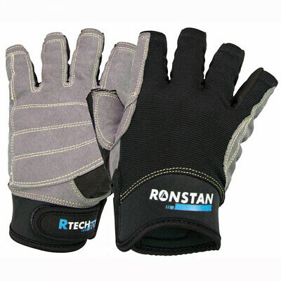 Ronstan Sailing / Racing Gloves with Cut Fingers - RF4870