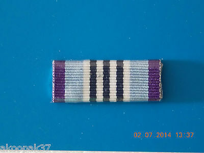 Afp Commissioners Medal For Innovation (Cmi) Ribbon Bar Plastic Covered W/2 Pins
