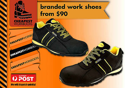 Lavoro Hornet Mens Safety Capped Safety Workshoe work boots 300c heat resistant