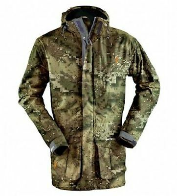 Hunters Element Range Waterproof Hunting Jacket Veil Camo - NEW RELEASE!