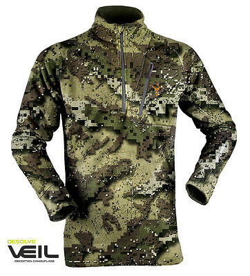 Hunters Element Crucial Top Veil Camo