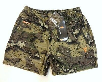 Hunters Element Hydrapel Hunting Shorts Veil Camo