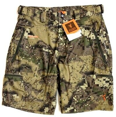 Hunters Element Hydrapel Hunting Cargo Shorts Veil Camo