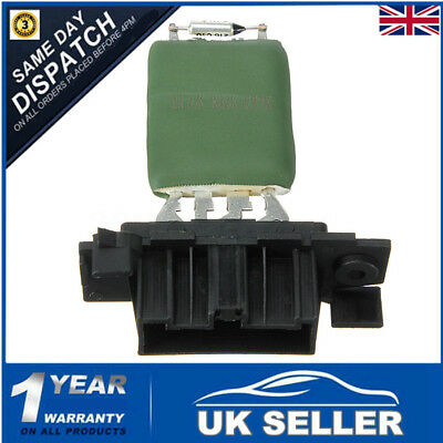 Heater Motor Fan Blower Resistor For Fiat Qubo Grande Punto EVO Alfa Romeo Mito
