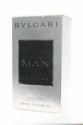 Bulgari Bvlgari Man Extreme 100Ml Spray Eau De Toilette