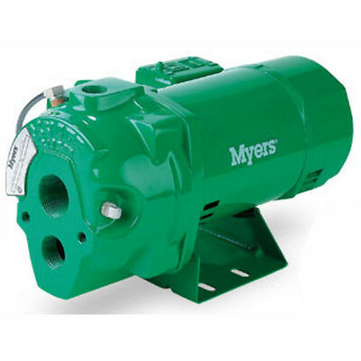 myers hj75 s shallow well jet pump 3 4 hp supply water and fe myers hr50d convertible deep well jet pumps 1 2 hp cast iron