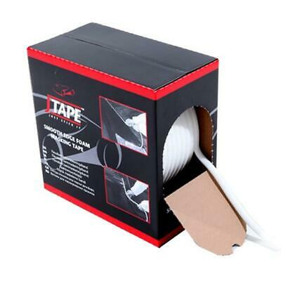 JTape 13mm x 50m Smooth Soft Edge Foam Masking Tape FREE NEXT DAY DELIVERY