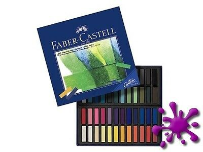 Faber-Castell Softpastellkreide 48er Mini Set - Creative Studio