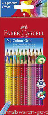 Farbstifte Colour-Grip 2001 24er Kartonetui Faber-Castell Farbstift Buntstift