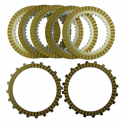 Clutch Friction Plates Kit For Suzuki Boulevard M109R VZR 1800 06 07 08 09 10 11