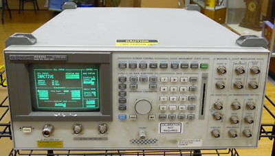 HP 8922M GSM MS Mobile Cell Phone Call Test Set Station Options 003 006