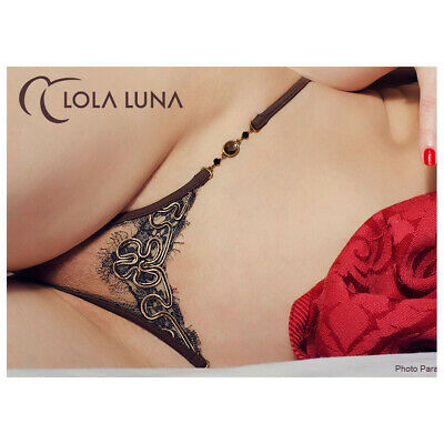 LOLA LUNA String NATACHA  S M L XL