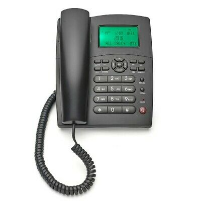 Full Duplex Conference Business Office Feature Phone with Speaker & Microphone