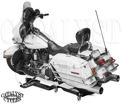 BikeMaster Universal Motorcycle Dolly for Harley or Metric Models - 1100lb Limit