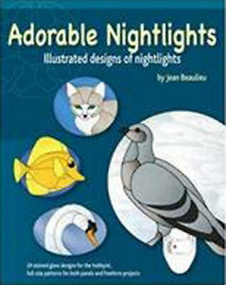 Adorable Nightlights Pattern Book - Stained Glass